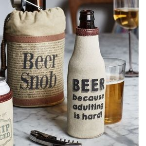 New Mona B Adulting Bottle Cover-Recycled Mat'ls